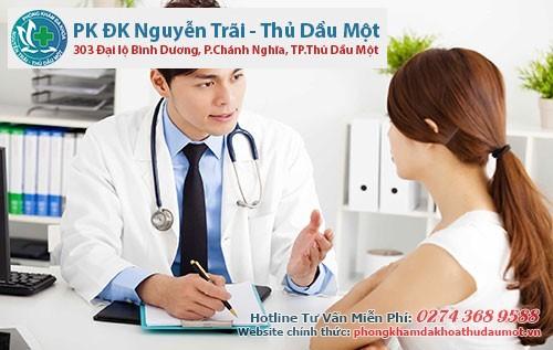 Người bệnh cần thăm khám để biết chính xác chi phí điều trị apxe hậu môn