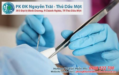 Mổ apxe hậu môn an toàn và hiệu quả tại Đa khoa Nguyễn Trãi - Thủ Dầu Một