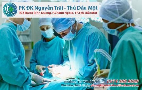 Đa khoa Nguyễn Trãi - Thủ Dầu Một là nơi điều trị về bao quy đầu