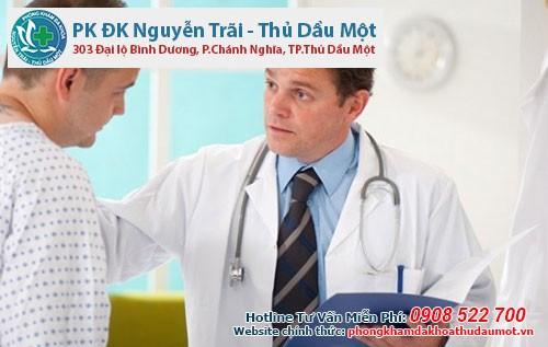 cắt bao quy đầu thì bao lâu mới được quan hệ pk Đa khoa Nguyễn Trãi - Thủ Dầu một