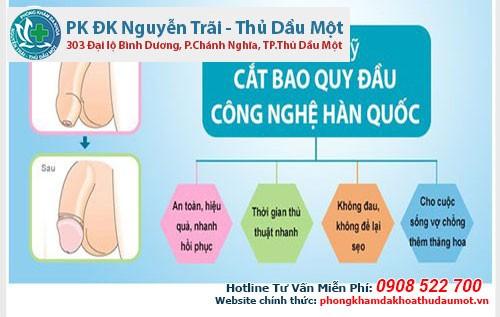 Phòng khám Đa khoa Nguyễn Trãi - Thủ Dầu Một - Địa điểm cắt bao quy đầu uy tín tại Bình Phước Bình Dương