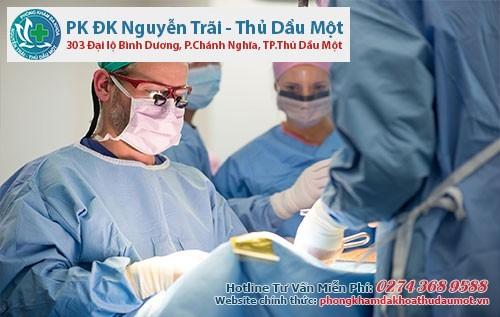 Cách chữa viêm bao quy đầu- Đa khoa Nguyễn Trãi - Thủ Dầu Một
