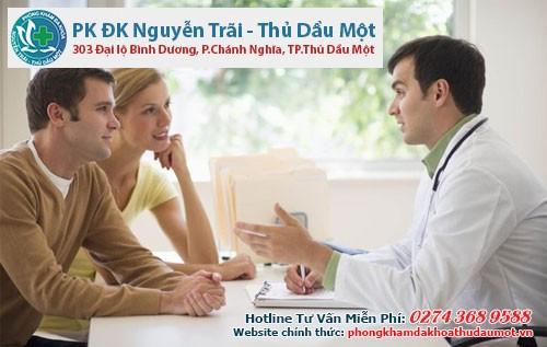 tư vấn bệnh giang mai online miễn phí tại đa khoa Thủ Dầu Một