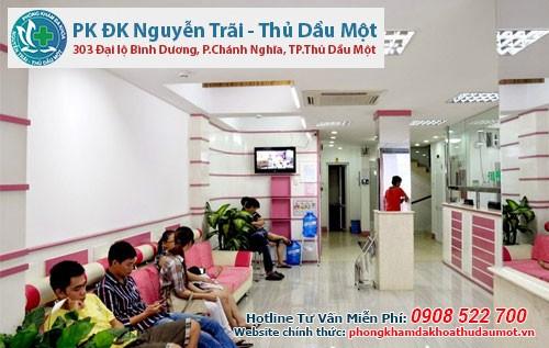 Đa khoa Nguyễn Trãi - Thủ Dầu Một đảm bảo chất lượng - uy tín