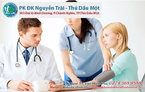 Đa Khoa Thủ Dầu 1 điều trị bệnh giang mai hiệu quả