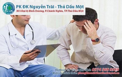 Khám bệnh lậu bệnh viện đa khoa tư nhân Thuận An - Bình Dương