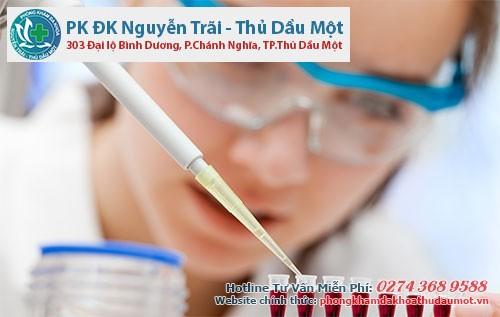 Điều trị bệnh lậu tại bệnh viện đa khoa tư nhân thị xã Thuận An - Bình Dương