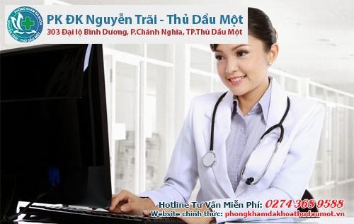 Bác sĩ tư vấn bệnh lậu online miễn phí tại Bình Dương
