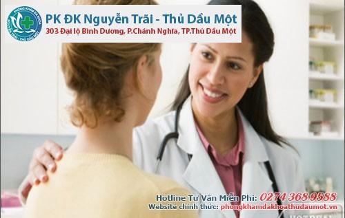 Đa khoa Thủ Dầu 1 là cơ sở chuyên khoa điều trị bệnh lậu
