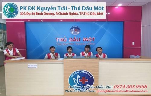 Địa chỉ chữa bệnh lậu mãn tính hiệu quả tại Đa khoa Nguyễn Trãi - Thủ Dầu một