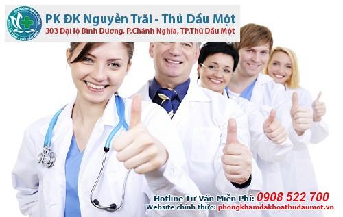 Đa khoa Nguyễn Trãi - Thủ Dầu Một đã điều trị thành công cho nhiều bệnh nhận bị lậu