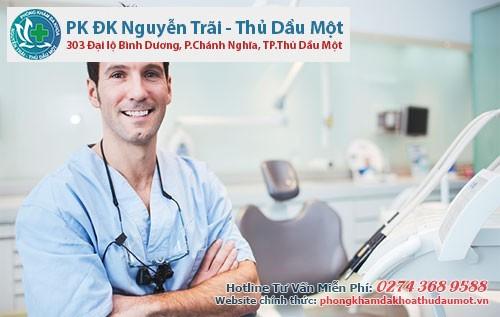 Đa khoa Nguyễn Trãi - Thủ Dầu Một - Phòng khám bệnh lậu uy tín tại Bình Dương