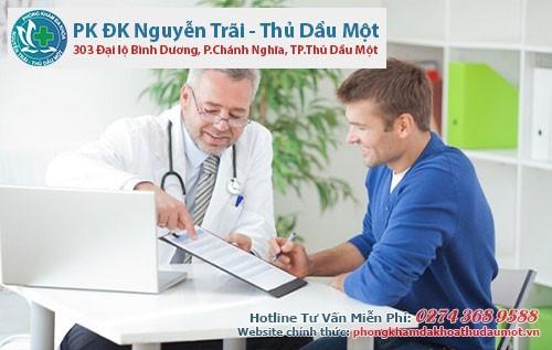 Tái khám sau khi điều trị bệnh lậu bằng thuốc để thắt chặt hiệu quả