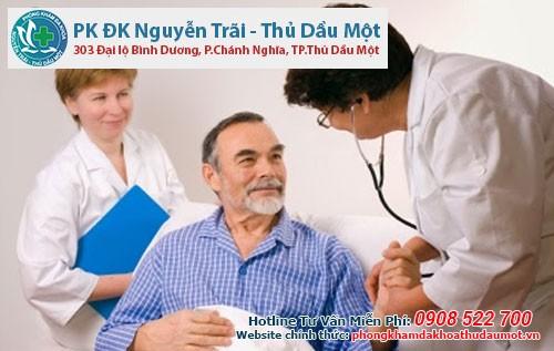 Lợi ích khi điều trị bệnh lậu tại Đa khoa Nguyễn Trãi - Thủ Dầu Một