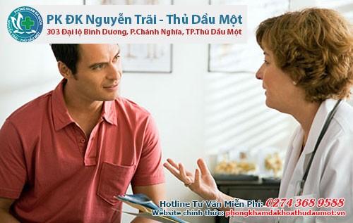 Phương pháp DHA là một trong những cách điều trị lậu