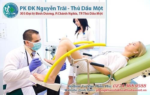 Điều trị khỏi bệnh lậu ở nữ giới bằng phương pháp DHA