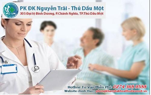 Hãy đến Đa khoa Nguyễn Trãi - Thủ Dầu Một để điều trị chuỗi hạt ngọc dương vật hiệu quả