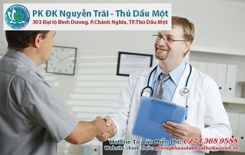 Phòng khám hỗ trợ chữa mụn rộp sinh dục ở đâu tốt tại Dĩ An - Thuận An