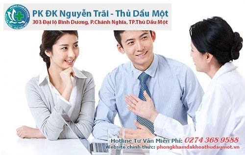 Đa khoa Nguyễn Trãi - Thủ Dầu 1 điều trị mụn rộp sinh dục an toàn