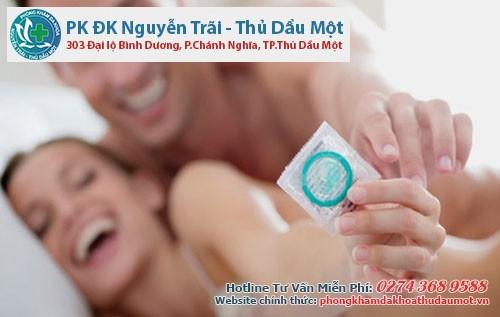 Phòng tránh bệnh mụn rộp sinh dục bằng cách sử dụng các biện pháp tránh thai an toàn
