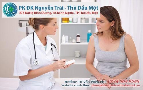 Điều trị mụn rộp sinh dục sớm