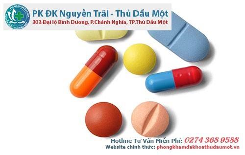 Hướng dẫn cách dùng thuốc trị mụn rộp sinh dục theo bác sĩ