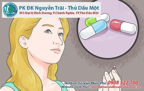 Không nên tự ý sử dụng thuốc khi chưa có sự đồng ý của bác sĩ