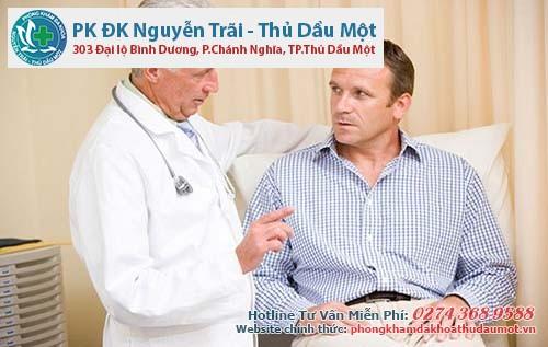 bác sĩ tại đa khoa thủ dầu 1 tư vấn bệnh