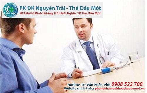 Phòng khám nam khoa ở Đồng Nai có thể đến đa khoa Thủ Dầu Một