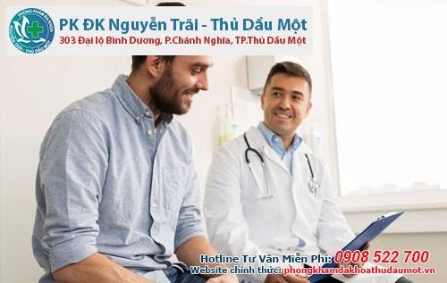 Một số phòng khám bệnh dương vật của nam giới tại Củ Chi