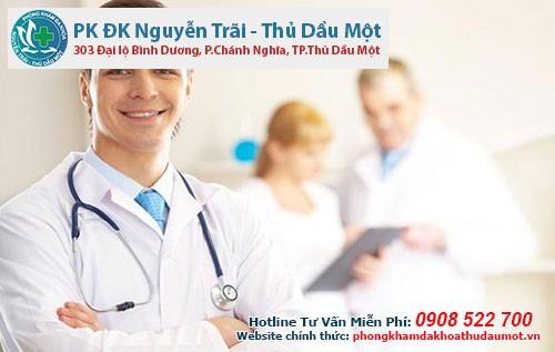 Phòng khám bệnh nam khoa Thủ Dầu Một ở Bình Dương có nhiều thế mạnh về bác sĩ và phương pháp