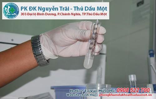 Xem phòng khám xét nghiệm tinh dịch ở Dĩ An Bình Dương