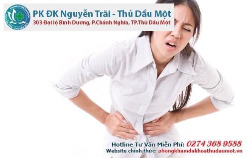 Đau bụng dưới thường xuyên có thể là biểu hiện bệnh phụ khoa