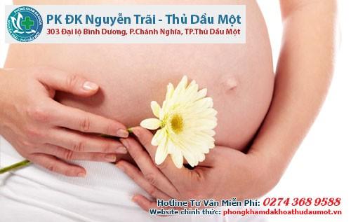 Mẹo chữa viêm đường tiết niệu khi mang thai