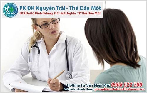 Chi phí điều trị bệnh tại phòng khám phụ khoa bình dương
