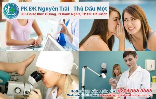 Phòng khám Đa khoa Nguyễn Trãi - Thủ Dầu Một uy tín hàng đầu