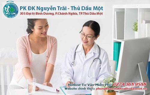 Phòng khám Đa khoa Nguyễn Trãi - Thủ Dầu Một uy tín - hiệu quả