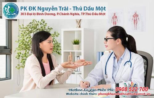 Đa khoa Nguyễn Trãi - Thủ Dầu Một - Bệnh viện chuyên trị tắc nghẽn ống dẫn trứng ở Bình Dương