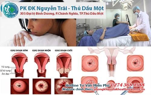 Những cách điều trị viêm lộ tuyến cổ tử cung hiện nay