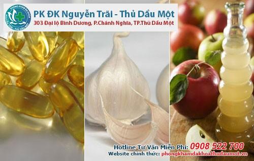 Giấm táo - Cách chữa nấm âm đạo tạm thời tại nhà