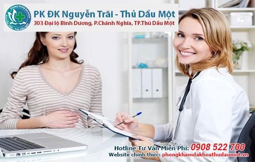 Đa khoa Nguyễn Trãi - Thủ Dầu Một - Phòng khám phụ khoa ở Bình Dương uy tín