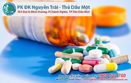 điều trị viêm ống dẫn trứng bằng thuốc