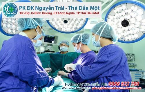 phòng khám phụ khoa Thuận An áp dụng phương pháp điều trị hiện đại