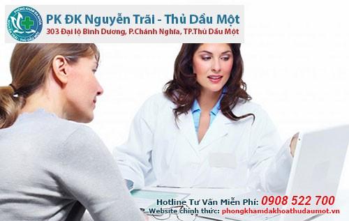 Đa khoa Nguyễn Trãi - Thủ Dầu Một - Địa chỉ khám phụ khoa ở Bình Phước có uy tín