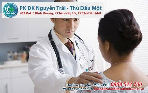 Đa khoa Nguyễn Trãi - Thủ Dầu Một hỗ trợ điều trị sùi mào gà hiệu quả