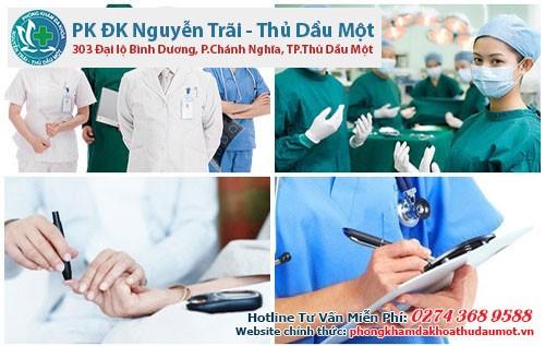 Phòng khám đa khoa Nguyễn Trãi - Thủ Dầu Một xứng đánh là một địa chỉ chữa bệnh sùi mào