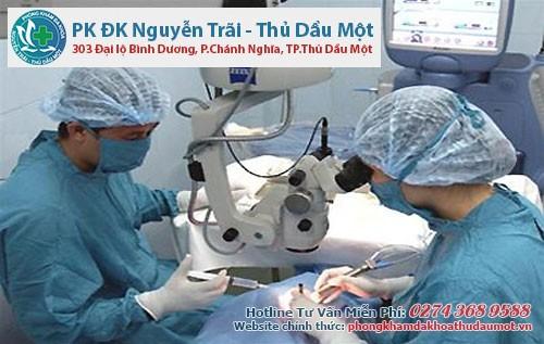 Điều trị sùi mào gà hiệu quả tại Đa khoa Nguyễn Trãi - Thủ Dầu Một