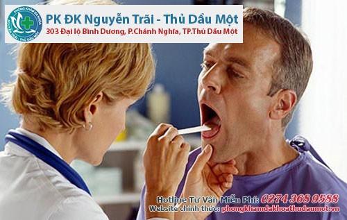 Điều trị bệnh sùi mào gà ở miệng hiệu quả bằng phương pháp ALA-PDT
