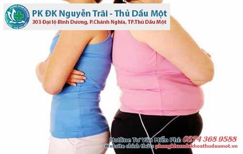 Phụ nữ mắc đa nang buồng trứng thường bị béo phì