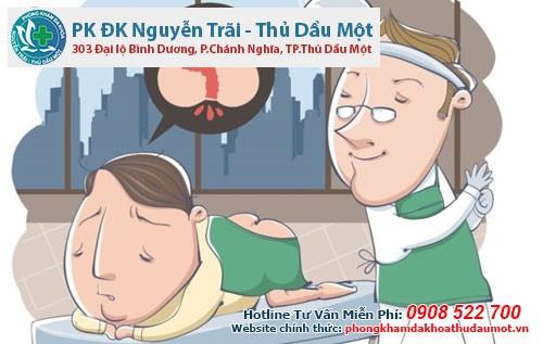 Phương pháp điều trị bệnh trĩ tại phòng khám Đa khoa Nguyễn Trãi - Thủ Dầu Một